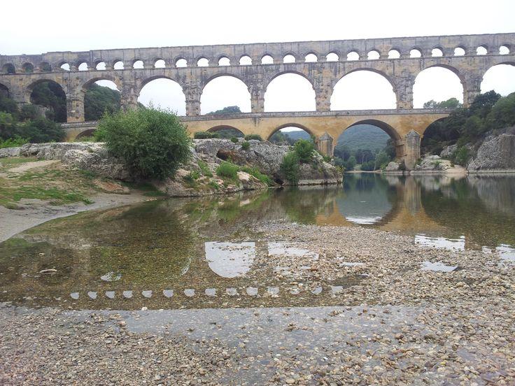 France - 2014 - Pont du Gard