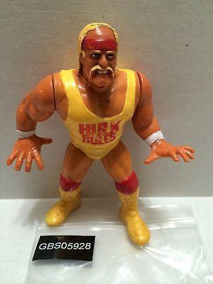 (TAS030346) - WWE WWF WCW nWo Wrestling Hasbro Action Figure - Hulk Hogan