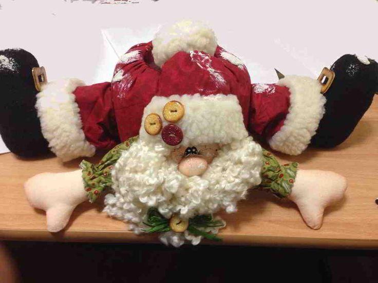 Papa Noel caramelero
