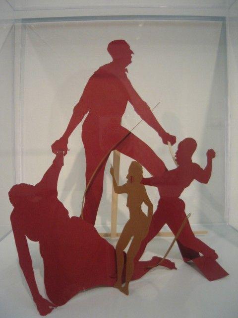 KARA WALKER http://www.widewalls.ch/artist/kara-walker/ #contemporary #art #sculpture