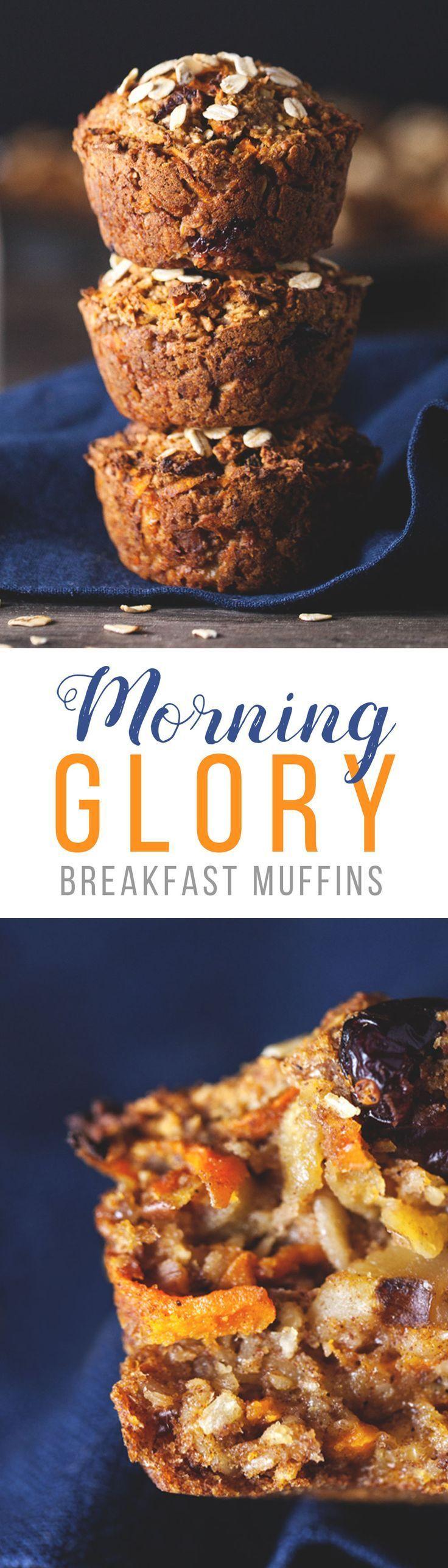 Nov 14 Morning Glory Breakfast Muffins