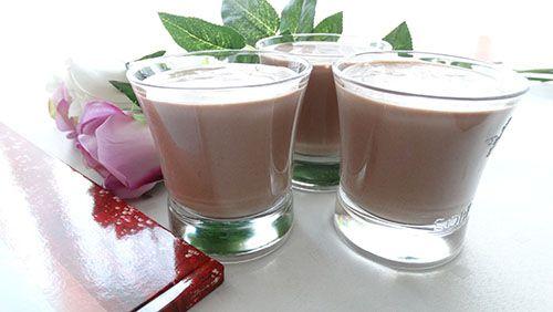 Deser jogurtowo-kakaowy