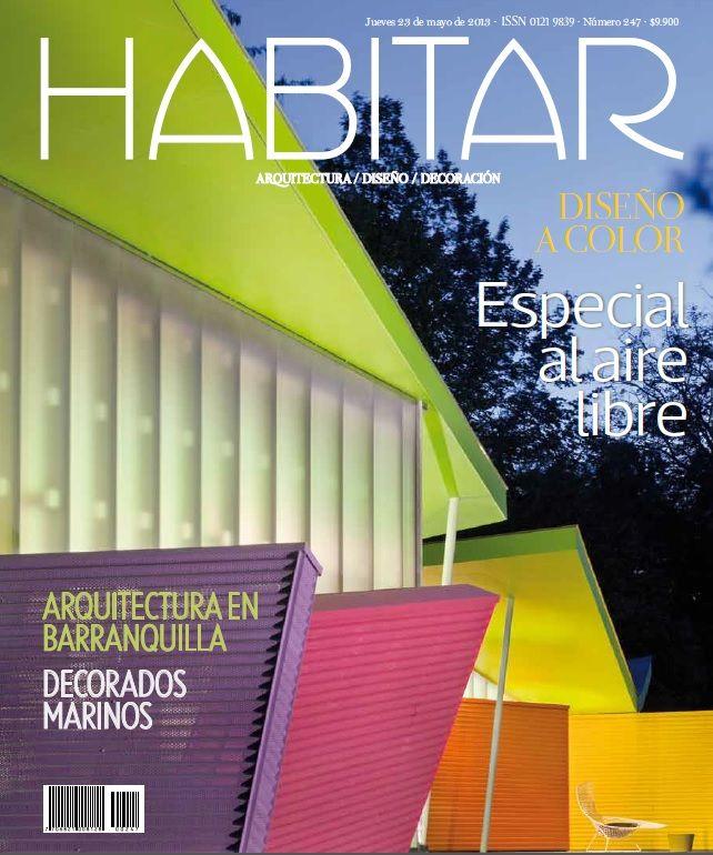 Especial al aire libre. Arquitectura en Barranquilla. Edición 247. Mayo 2013.