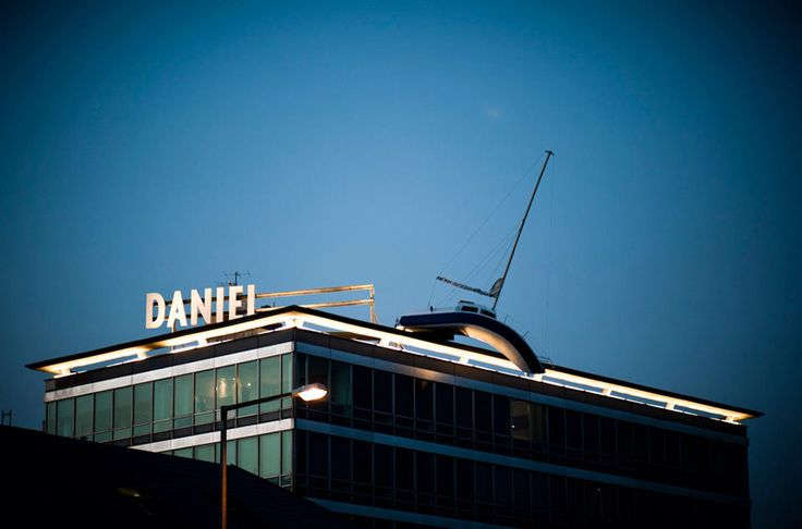 The Daniel hotel in Vienna on www.myhomestory.eu