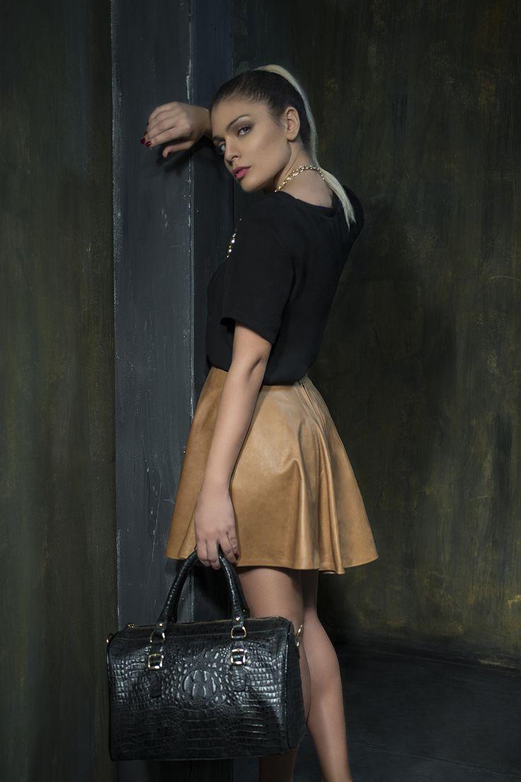 Modelo: Erika Boveri