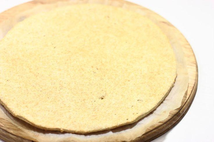 Быстрое тесто для пиццы (основа)