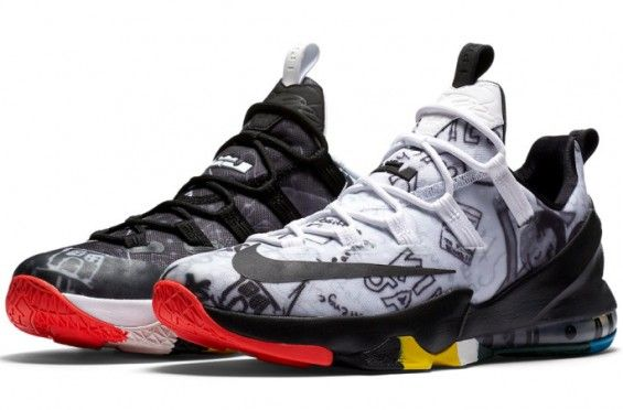 http://SneakersCartel.com Release Date: Nike LeBron 13 Low LeBron James Family Foundation #sneakers #shoes #kicks #jordan #lebron #nba #nike #adidas #reebok #airjordan #sneakerhead #fashion #sneakerscartel http://www.sneakerscartel.com/release-date-nike-lebron-13-low-lebron-james-family-foundation/