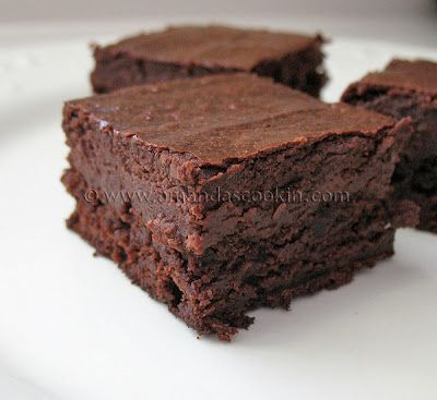 Chocolate Cheesecake Brownies - Amanda's Cookin'
