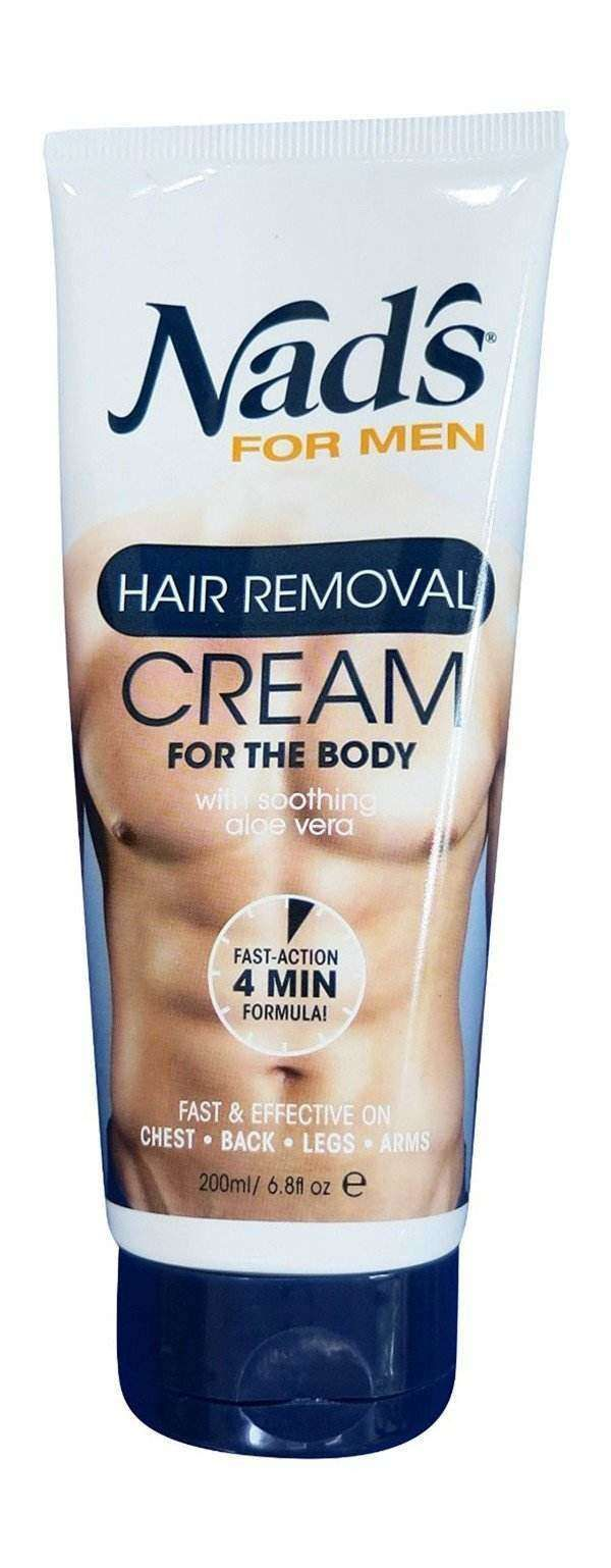 11 Best Hair Removal Cream for Men's Body and Face