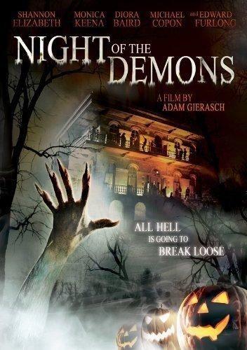 Edward Furlong & Shannon Elizabeth & Adam Gierasch-Night of the Demons