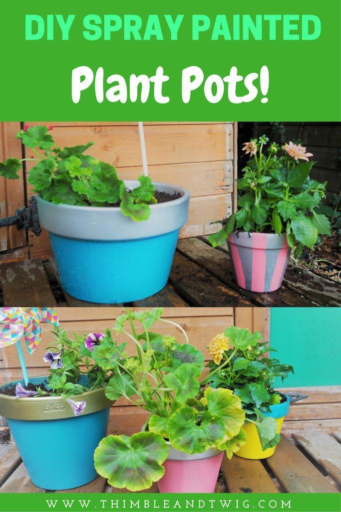 Best 25+ Painting terracotta pots ideas on Pinterest ...
