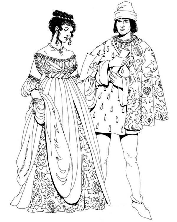 Renaissance Coloring Pages | Adult Coloring Pages | Pinterest ...