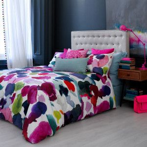 Abstract Duvet Cover Set by bluebellgray