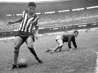 garrincha drible e great player