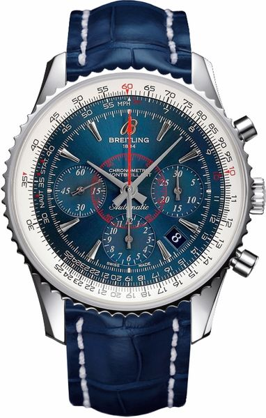 Breitling Montbrillant 01 AB0130C5/C894-719P Mens Limited Edition Automatic Chronograph Watch - Buy Now Lowest Price Guaranteed 100% Authentic FREE Overnight Shipping