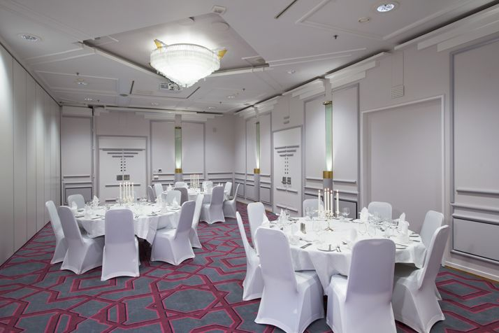 Banquet room. Interior architecture | Ramsoskar