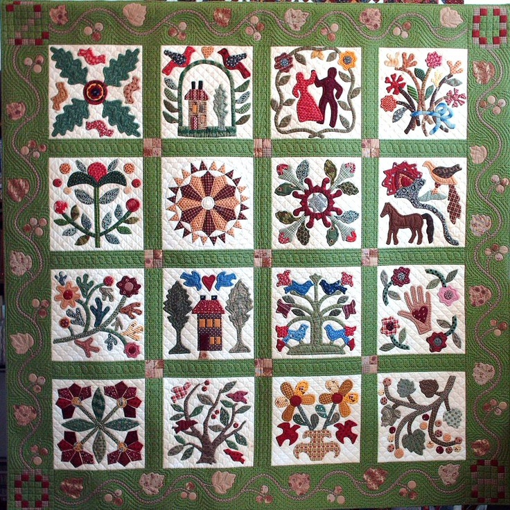 107 Best Quilts Baltimore Images On Pinterest Quilt Blocks