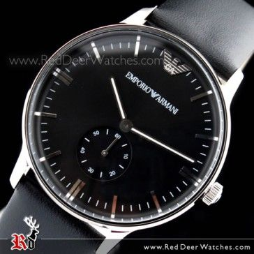 BUY Emporio Armani Quartz Classic Mens Watch AR0382 - Buy Watches Online…