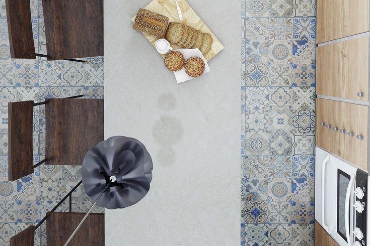 CHC presenta los porcelanatos esmaltados Patchwork de Wasser, una línea de tráfico medio para pisos y muros habitacionales, inspirados en el patchwork textil. Se ofrecen en los colores azul, beige y gris, aportando calidez, elegancia y un look vintage a los ambientes.  http://www.plataformaarquitectura.cl/catalog/cl/products/7974/porcelanato-esmaltado-patchwork-wasser-chc