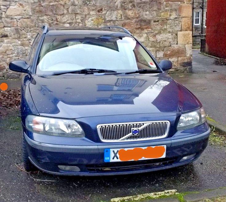 eBay: Volvo V70 T5 Auto Estate (2000) - spares or repair #carparts #carrepair