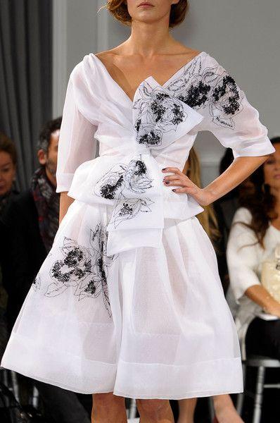 Christian Dior Spring 2012 - Details