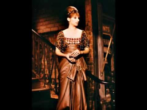 Sit & watch an all-time favorite classic movie ~ Barbra Streisand, 'Second Hand Rose' from Funny Girl