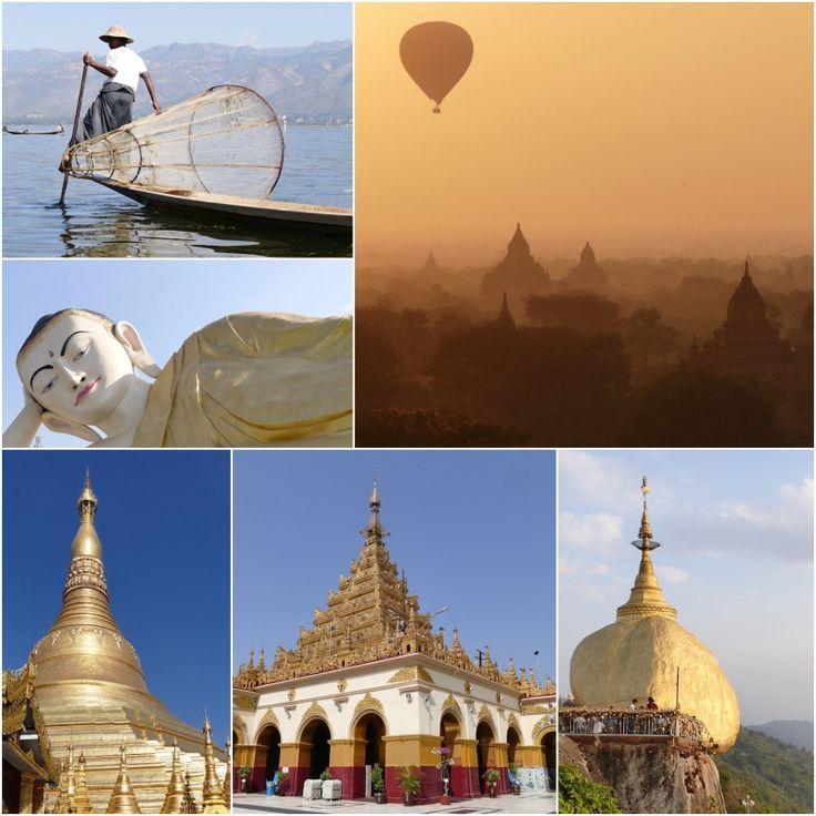 collage Myanmar