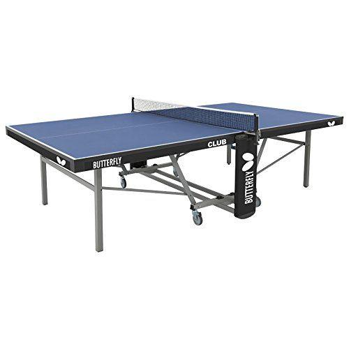 Butterfly Club Table Tennis Rollaway