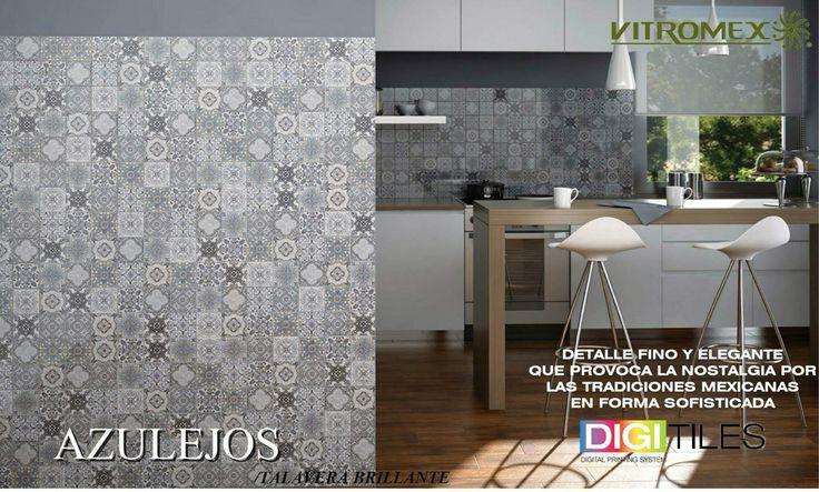 #azulejos#vitromex en decoramica