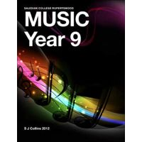 MUSIC Year 9 Coursebook by Susie Collins