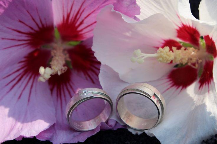 Stellendag zilveren of gouden relatieringen - Uniek Sieraad - Workshops sieraden maken