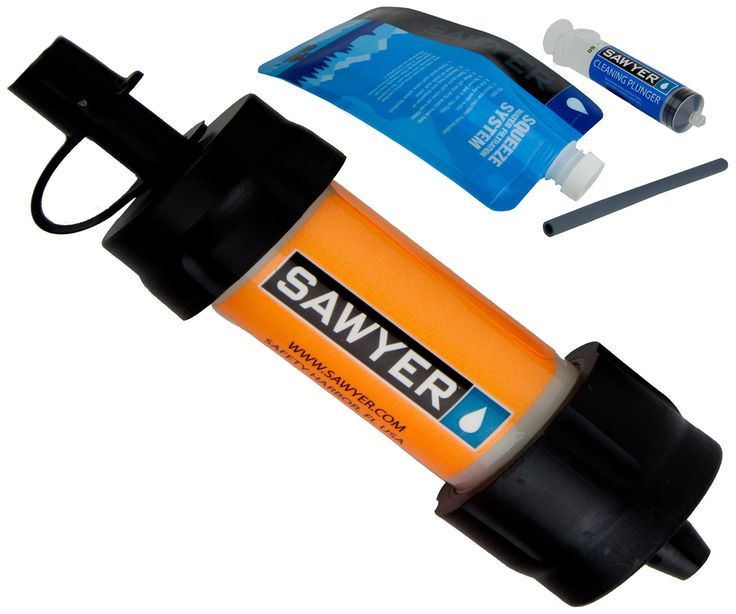 1000 Ideas About Camping Water Filter On Pinterest