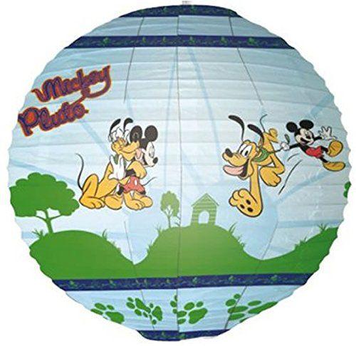 Mickey Mouse Paper Lantern Light Shade