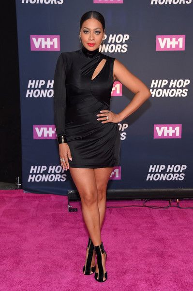 La La Anthony attends the VH1 Hip Hop Honors: All Hail The Queens at David Geffen Hall on July 11, 2016 in New York City.