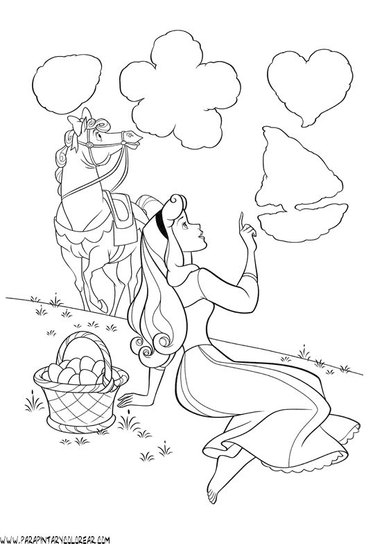 218 best Disney - The Sleeping Beauty images on Pinterest Disney - new disney princess coloring pages sleeping beauty