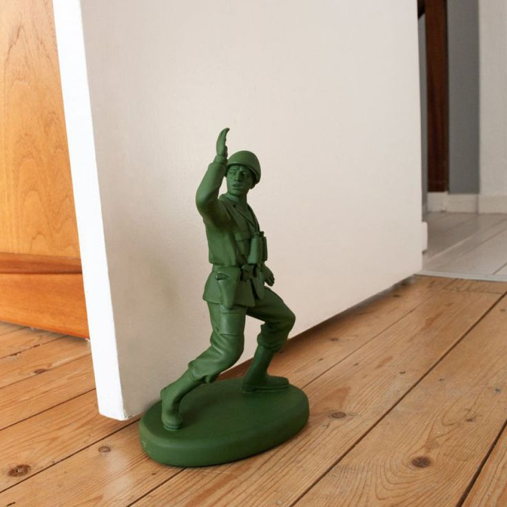 Toy Soldier Shaped Door Stop Homeguard 199 99  1000 images about TV Backroom  Ideas on. Backroom Ideas