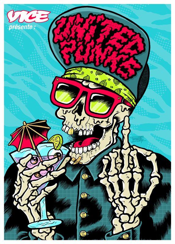 punk punk punk !! UNITED PUNKS by Freak City