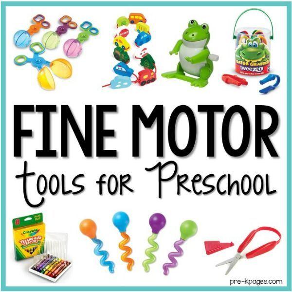 6982 best preschool images on pinterest preschool ideas for Fine motor skills assessment checklist