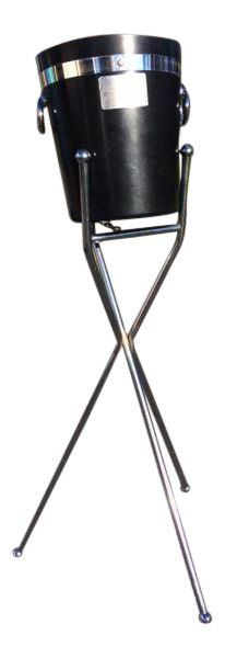 Bolta 300 Deluxe Champagne Bucket and Stand