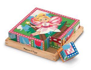 Melissa&Doug, casse-tête Puzzle Cube 3D, Princesses et Fées, 3+ans, 16.99$. Disponible dans la boutique St-Sauveur (Laurentides) Boîte à Surprises, ou en ligne sur www.laboiteasurprises.ca... sur notre catalogue de jouets en ligne, Livraison possible dans tout le Québec($) 450-240-0007 info@laboiteasurprisesdenicolas.ca
