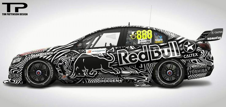 888 Concept Livery