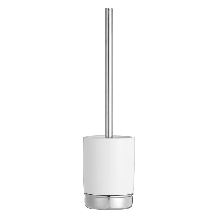 John Lewis Short Ceramic Toilet Brush and Holder