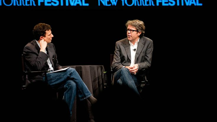 10/7-9 The New Yorker Festival