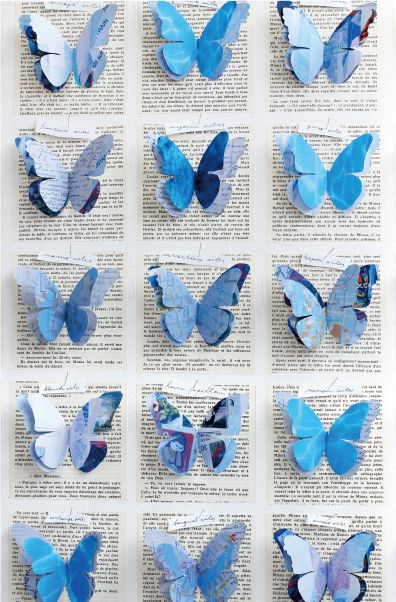 Find This Pin And More On Diy Butterflies Decorations Ideas.