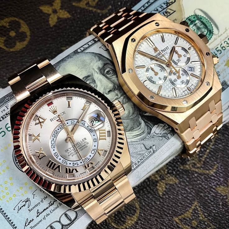 Rolex or AP? Help me choose the best one for the #NewYear Party