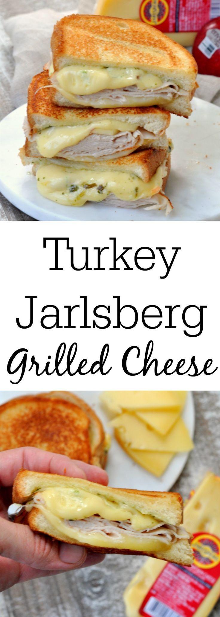 Turkey Grilled Cheese