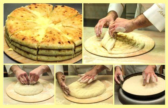 Ароматные осетинские пироги