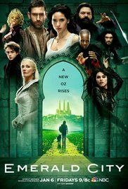 Emerald City - TV Series starts Jan 2017