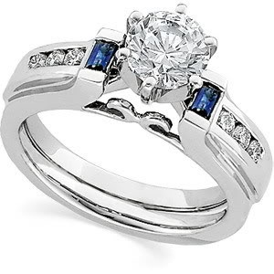 Diamond Solitaire Enhancers and Wraps
