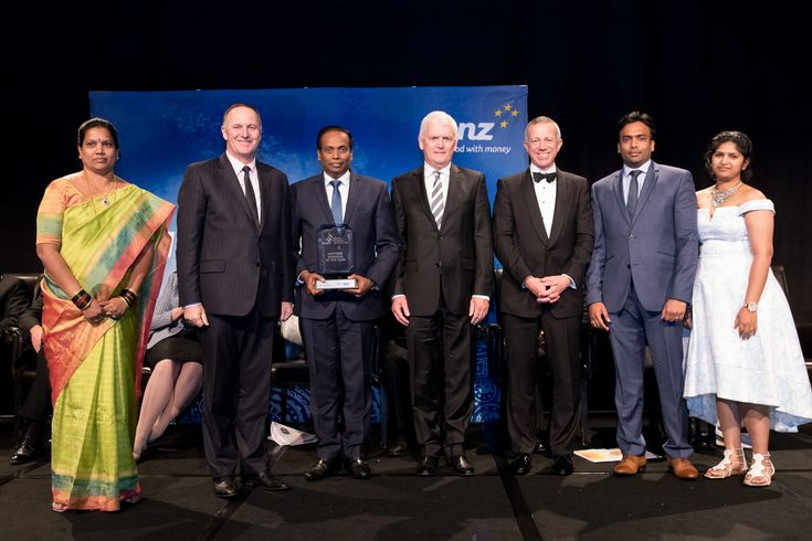 #Link2Group, A New Zealand Based Logistics Company Floated by NRI Family, With Turnover of INR 60 crores (NZ $ 12 Million) Sweeps Business Awards in Auckland, New Zealand